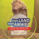 2de prijs leukste uitje van Drenthe