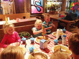 Kinderfeestje Westerbork