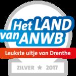 Stemmen leukste uitje van Drenthe