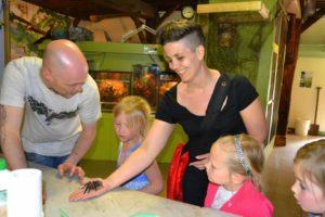 Gezinsuitje Zoo Bizar